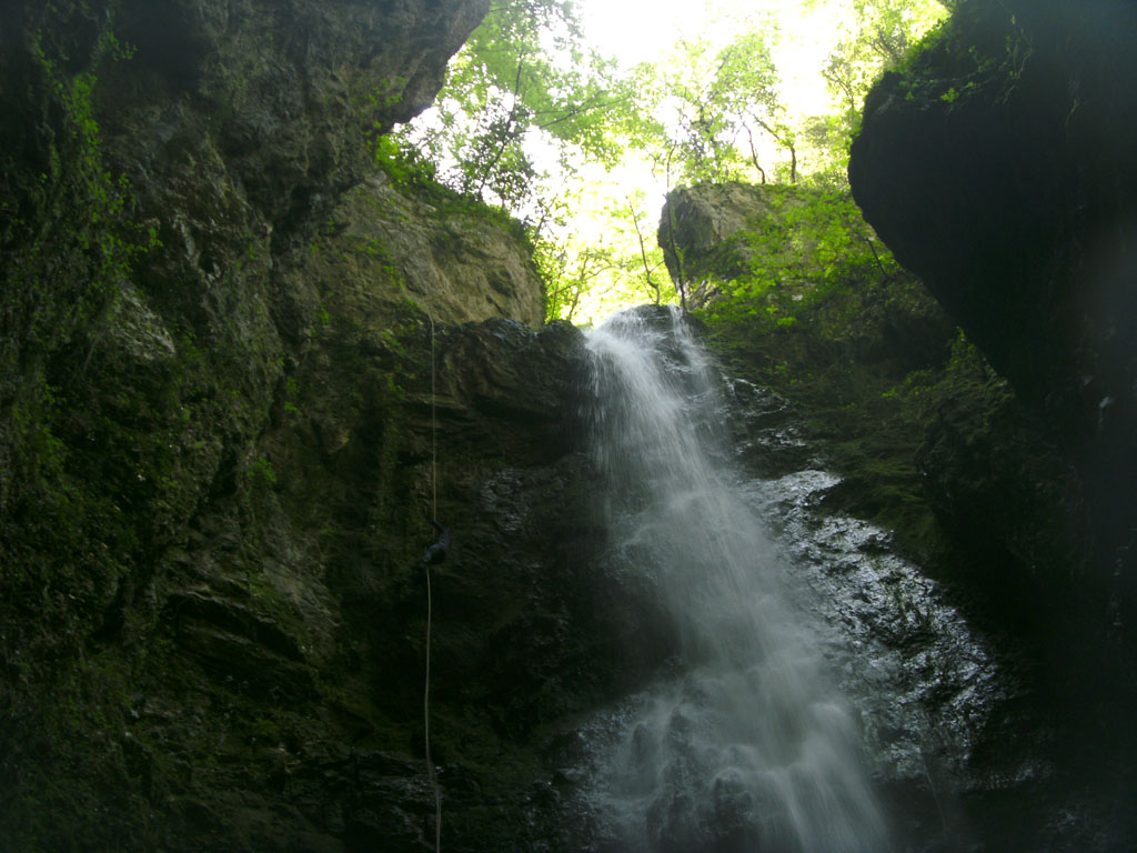 canyoning-matese-peschio-rosso-40