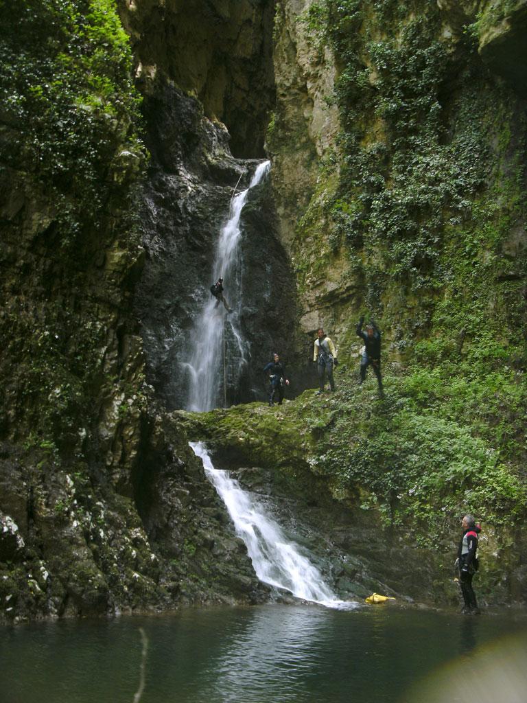 canyoning-matese-peschio-rosso-75