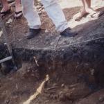 3000 year Lapita remains at Teouma